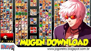 getlinkyoutube.com-Another King of Fighters (Another KOF MUGEN 2015)