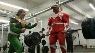 INTENSE Back with Omar in Canada Power Ranger Style!!