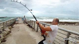 getlinkyoutube.com-Extreme Saltwater Fishing!