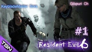 getlinkyoutube.com-[ Resident Evil 6 ] # 01 : หนูสู้ไม่เป็น 555555555+