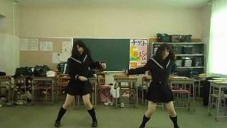 getlinkyoutube.com-【じゃが】ルカルカ★ナイトフィーバー踊ってみた【UB】