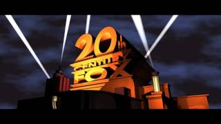 getlinkyoutube.com-My take on the 20th Century Fox logo #2 without CinemaScope logo