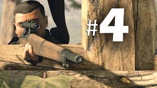 getlinkyoutube.com-Sniper Elite 4 Gameplay Walkthrough Part 4 - Railway Gun! PS4 Pro