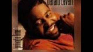Gerald  & Eddie Levert Baby Hold On To Me