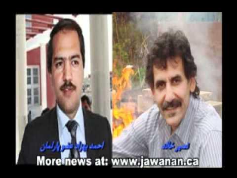 2011-07-25 -  مصاحبه با احمد بهزاد