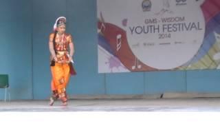 getlinkyoutube.com-Kuchipudi - Wisdom Youth Festival