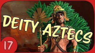 getlinkyoutube.com-Civilization 6 - Deity Aztec Let's Play - Part 17 - Civ 6 Gameplay