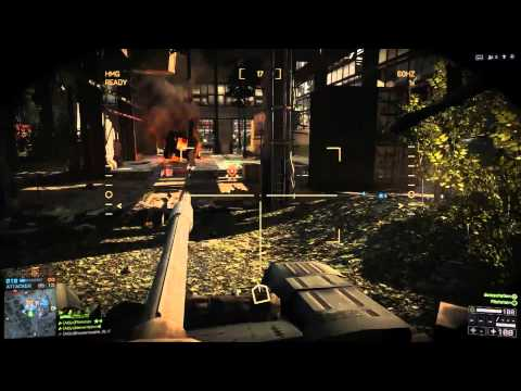 BF4 - Trolling trees on Zavod 311