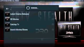 IPTV Stealth Pro Add On  Install| Kodi
