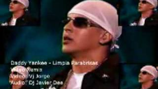 getlinkyoutube.com-Daddy Yankee - El Limpia Parabrisas 2007 Remix