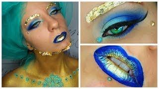 getlinkyoutube.com-Make Up Queen  • Artistic