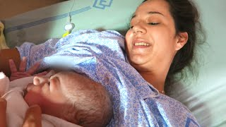 getlinkyoutube.com-OUR BABY IS BORN!!! (BIRTH VLOG)