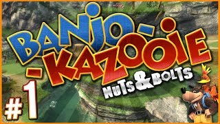 getlinkyoutube.com-Banjo-Kazooie: Nuts & Bolts - MY FAVORITE GAME! | PART 1