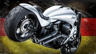 "getlinkyoutube.com-Suzuki Intruder M1800R | Boulevard M109R ""Intruso DEED"" by RST 