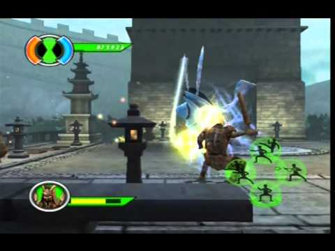 Ben 10 Ultimate Alien Cosmic Destruction - Parte 4 - Españo