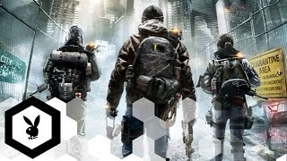 getlinkyoutube.com-The Division gameplay - entering the Dark Zone and shooting your friends