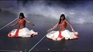 getlinkyoutube.com-Bollywood dance- Manwa Laage, Ambarsariya and Tu meri