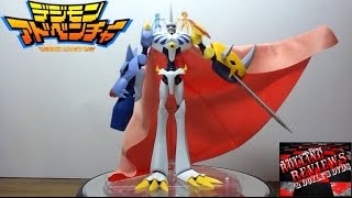 Review: S.H.Figuarts Omegamon Our War Game Edition