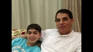 getlinkyoutube.com-Photo de Mohamed Ben Ali le fils de ZABA Sur INSTAGRAM