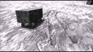 getlinkyoutube.com-NVIDIA PhysX Vehicle Deformable Heightfield [Tech Demo][FullHD]