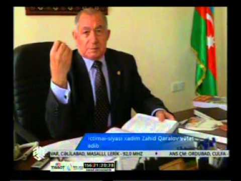 İctimai siyasi xadim Zahid Qaralov vəfat edib