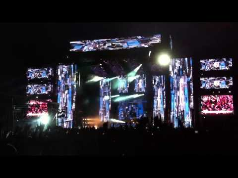 Afrojack Main Stage Ultra 2012