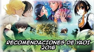 getlinkyoutube.com-Recomendaciones animes Yaoi 2016