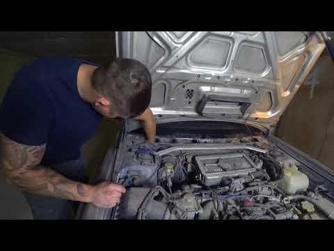 Замена трапеции дворников на Subaru Forester sf5 sti