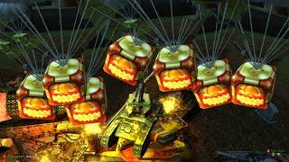 getlinkyoutube.com-Tanki Online Gold Box Video #19 by Oufa