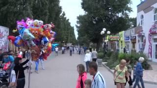 getlinkyoutube.com-Евпатория июнь 2015 30 06 восемь вечера набережная Горького ул  Фрунзе