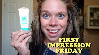 PURE DREAM BB CREAM- FIRST IMPRESSION FRIDAY