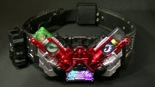 "getlinkyoutube.com-仮面ライダーWダブル ""大人の為の変身ベルト"" COMPLETE SELECTION MODIFICATION DOUBLEDRIVER Kamen Rider Double"