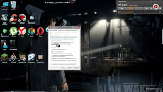 getlinkyoutube.com-Как убрать чёрный экран с игр.