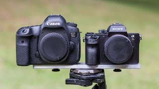 getlinkyoutube.com-Canon 5Ds vs Sony a7RII - The Definition of Awesomeness