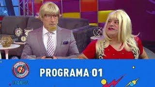 Programa 01 (19-05-2018) - Peligro Sin Codificar 2018