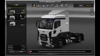 getlinkyoutube.com-Euro Truck Simulator 2 ford cargo 1846 T