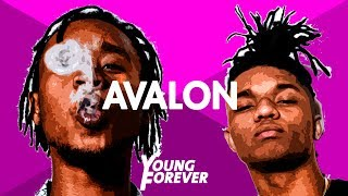 "getlinkyoutube.com-[FREE] Rae Sremmurd Type Beat x Travis Scott Type Beat 2017 - ""Avalon""  