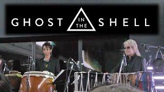 getlinkyoutube.com-Ghost In The Shell - Kenji Kawai Opening Theme | Tokyo premiere (2017) 川井 憲次