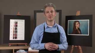 Painting Skin Tones in Pastel with Alain Picard Preview HD
