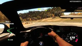 getlinkyoutube.com-Forza Horizon - BMW Z4 sDrive28i Stealth Road Trip
