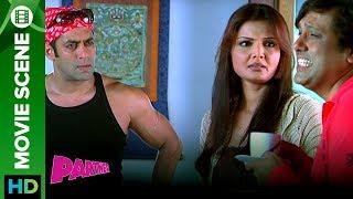 Govinda's Funny Act | Partner | Salman Khan