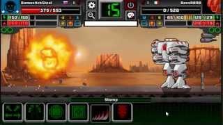 getlinkyoutube.com-[SuperMechs] 13 Random Fight. Part 7.
