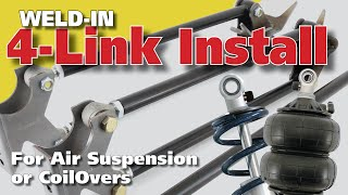 getlinkyoutube.com-4-Link Rear Suspension Install