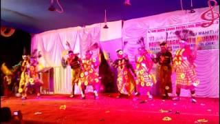 getlinkyoutube.com-SANTAL DANCE  (Disco lagne )2016