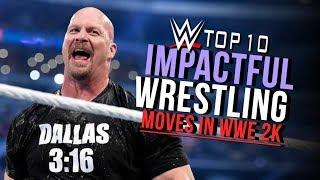 getlinkyoutube.com-Top 5 Dangerous WWE Moves - 5 Things
