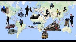 getlinkyoutube.com-세계일주 세계여행 travel around the world