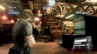 getlinkyoutube.com-Resident evil 6 PC - Mercenaries Boss madness