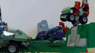 getlinkyoutube.com-LEGO HALO 3 Part 2 Vehicles