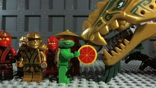 LEGO NINJAGO MOVIE part 2