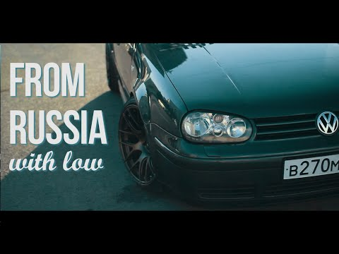 From Russia with low - Golf IV